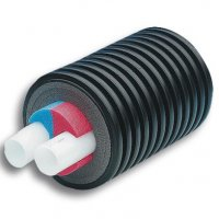 Труба в изоляции Ecoflex Thermo для холодо- и теплоснабжения