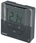 Uponor Smatrix Wave PLUS термостат цифровой+RH T-167 серый