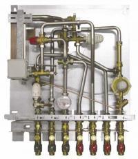 """Индивид. модуль приготовления горяч.воды """"DE LUXE"""""""