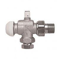 Термостатический клапан TS-90 угловой специальный