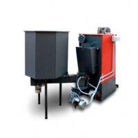 Промышленный котел на щепе Faci FSS 115 кВт