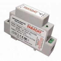 Электрический блок питания ZONT FARADAY 12W/12-24V/DIN