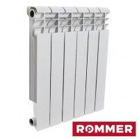 Радиатор биметаллический Rommer Profi Bm 350