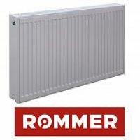 Радиатор стальной Rommer 22K 500*500