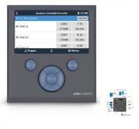 Панель Control GX